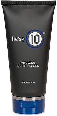 It's A 10 He's a 10 Miracle Defining Gel, 5-oz, from Purebeauty Salon & Spa