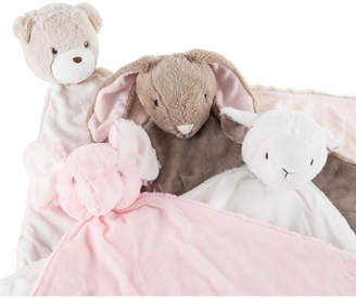 Trademark Global Baby Security Blanket Stuffed Animal Collection by Happy Trails