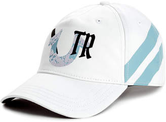 True Religion MARBLE LOGO BASEBALL CAP