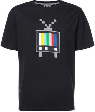 Mostly Heard Rarely Seen 8-Bit Revolution TV set T-shirt