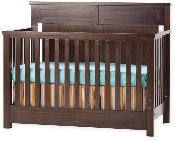 Child CraftChild Craft® AbbottTM 4-in-1 Convertible Crib in Walnut