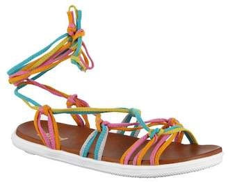 Mia Florentina Knotted Strappy Sandal