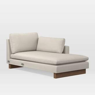 west elm Right Arm Chaise