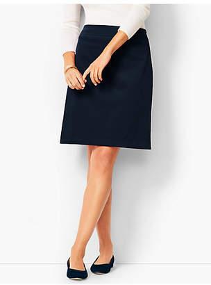 Talbots Velveteen Skirt
