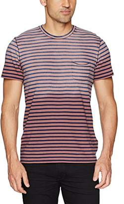 Joe's Jeans Men's Striped Tee Shirt