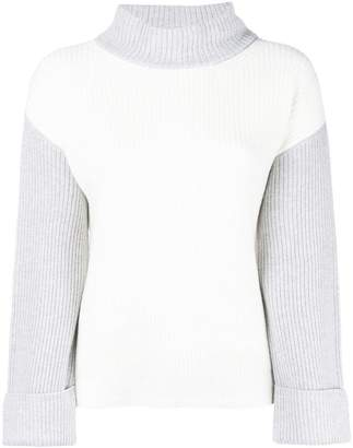 Peserico ribbed knit sweater