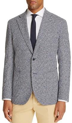 L.B.M Multicolor Tweed Slim Fit Sport Coat - 100% Exclusive $995 thestylecure.com