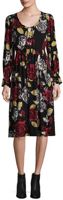 Rachel Pally Domini Floral Printed Dress