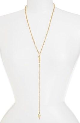 Women's Ettika Crystal Bead Y-Necklace $38 thestylecure.com