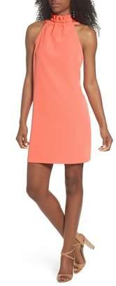 Sloane CLOVER AND Halter Shift Dress
