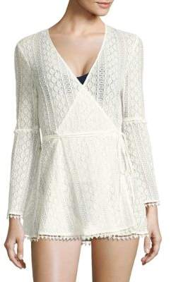 L-Space Aura Crochet Knit Cover-Up