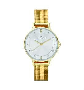 Skagen Klassik Stainless Steel Watch