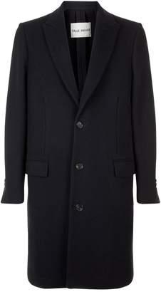 Privee Salle Wool Coat