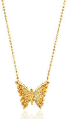 Johnny Was Butterfly Necklace Md