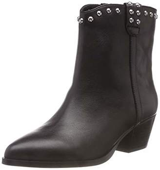 Aldo Women's Agrirama Cowboy Boots, (Jet Black 97)