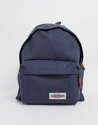 Eastpak Padded Pak'R backpack in blue 24l
