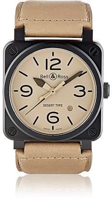 Bell & Ross Men's BR 03 Desert Type Watch
