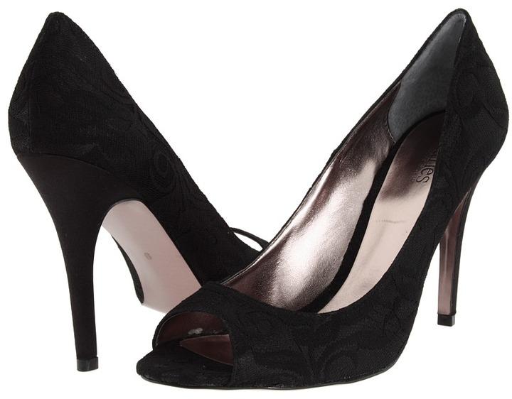 Charles by Charles David Gloryous (Black/Black) - Footwear