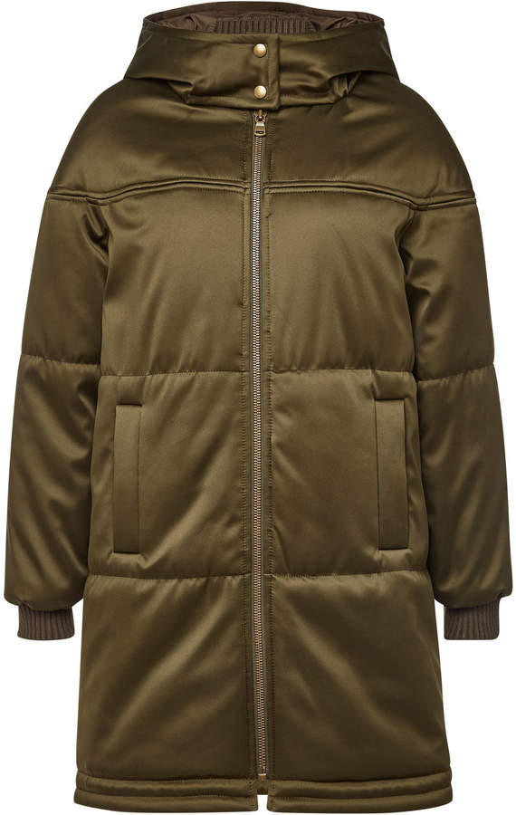 Ivy Quilted Down Coat