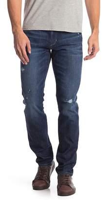 Joe's Jeans Distressed Slim Fit Jeans