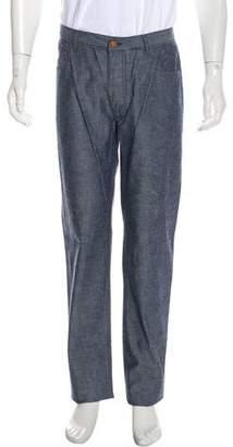 Oliver Spencer Five-Pocket Skinny Pants