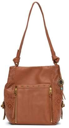 The Sak Ojai Leather Hobo Bag