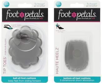 Foot Petals Dotcom Kit - Technogel Haute Heel Sandal TT Insoles Accessories Shoes
