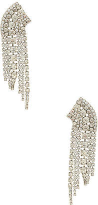 Elizabeth Cole x REVOLVE Crystal Waterfall Earring
