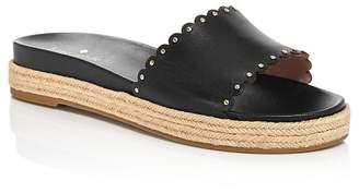 Kate Spade Women's Zeena Espadrille Slide Sandals