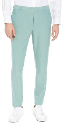 Topman Skinny Fit Suit Trouser