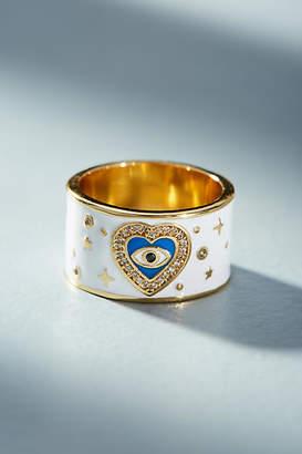 Anthropologie Eye Candy Ring
