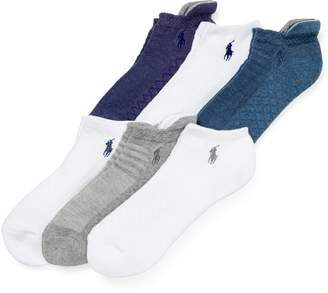 Ralph Lauren Diamond Sport Sock 6-Pack