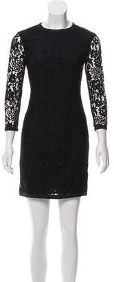 Joseph Lace Mini Dress