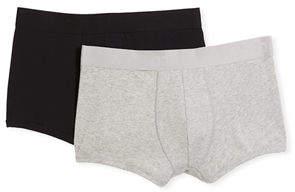 Joe's Jeans Men's Cotton-Modal Stretch Trunks, Two Pack