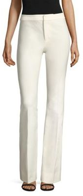 Derek Lam 10 Crosby Flared Trousers $345 thestylecure.com