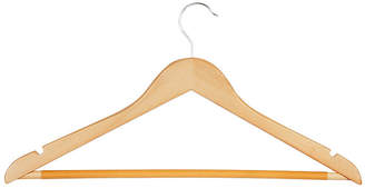 Honey-Can-Do 10-Pc. Wood Suit Hangers