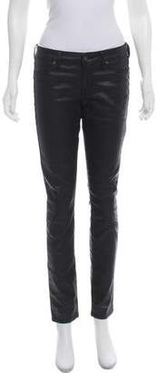 Rich & Skinny Mid-Rise Skinny Jeans