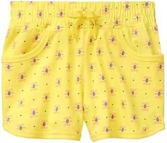 Crazy 8 Crazy8 Diamond Print Soft Shorts