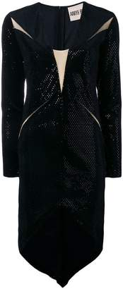 Aniye By asymmetric hem dress