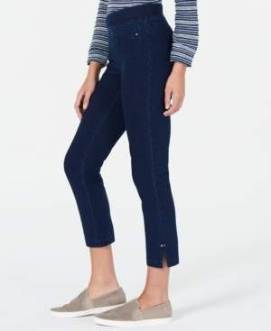 Style&Co. Style & Co Soft Pull-On Capri Pants, Created for Macy's