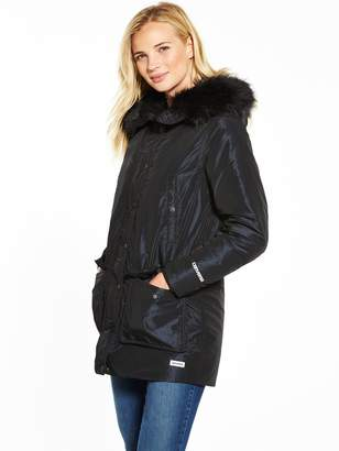 Converse Sideline Down Jacket - Black
