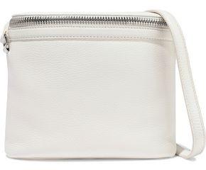 Kara Large Stowaway Textured-leather Shoulder Bag