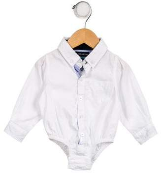 Andy & Evan Boys' Button-Up All-In-One