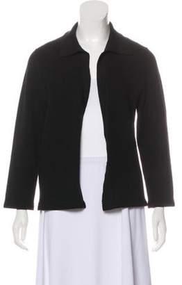 Marni Knit Wool Cardigan Black Knit Wool Cardigan