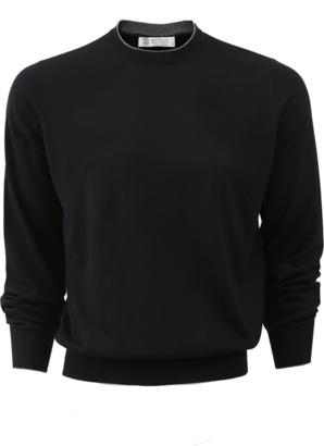 BRUNELLO CUCINELLI Fine Crewneck Sweater $725 thestylecure.com