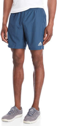 adidas Mineral Blue Reflective Running Shorts