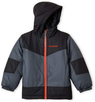 Columbia Boys 4-7) Hooded Winter Chills Jacket