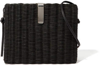 Rachel Comey Rona Straw Crossbody Bag