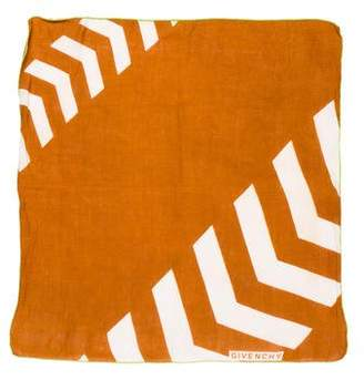 Givenchy Woven Pocket Square