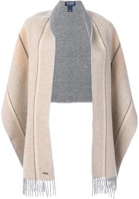 Woolrich armhole stripe scarf $150.80 thestylecure.com